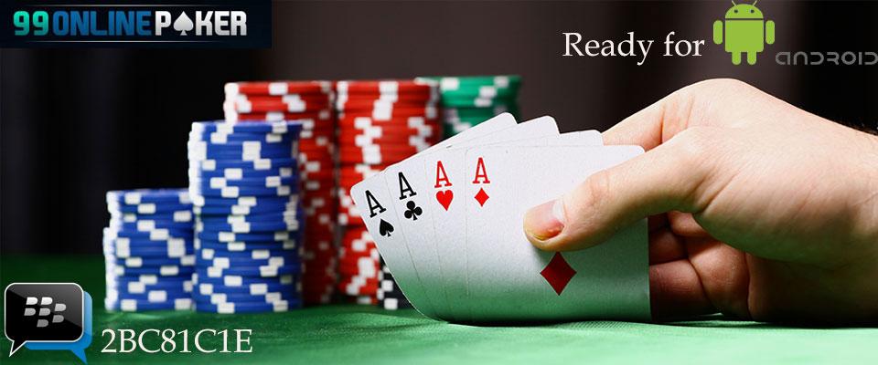 Cara bermain poker online di bb