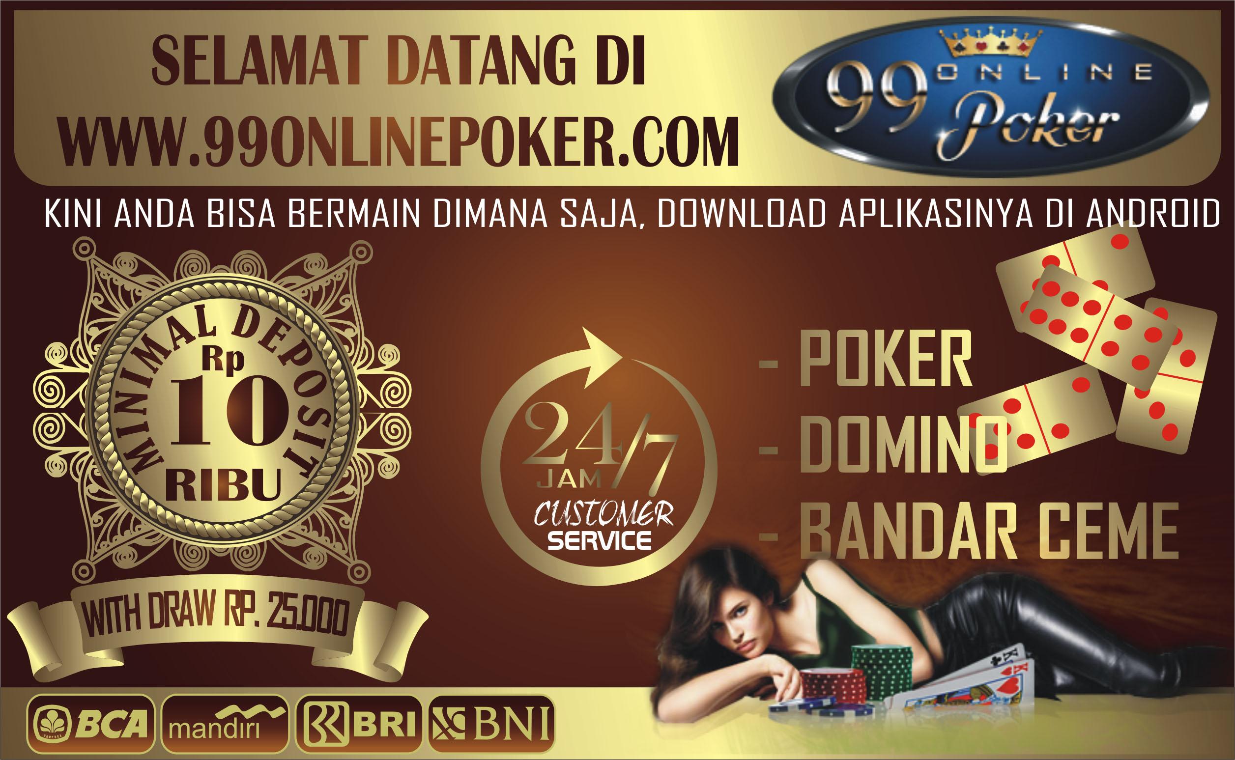 Bermain Judi Poker Online Indonesia
