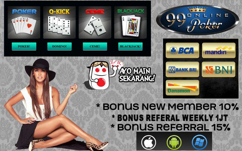 Terlibat Judi Pada Agen Poker Online, Keunggulannya ?
