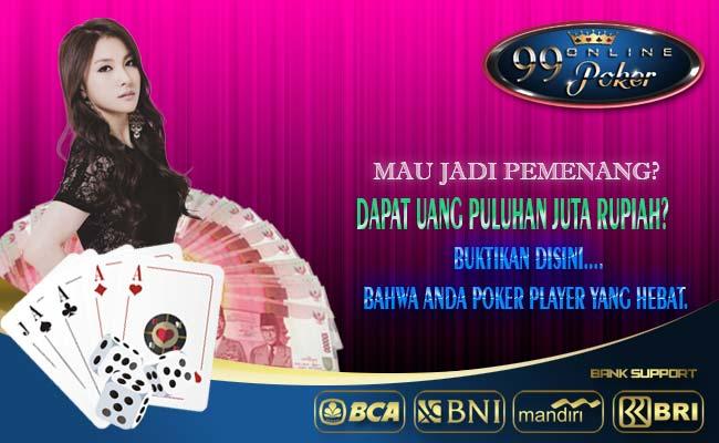 Agen Poker Judi Online Terbaik Indonesia