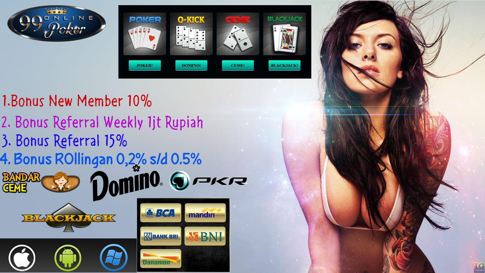 Menjadi Pemain Handal Dengan Tips & Trik Dewa Poker