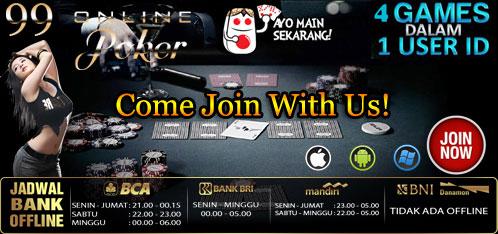 Poker Online Terbaik Di indonesia