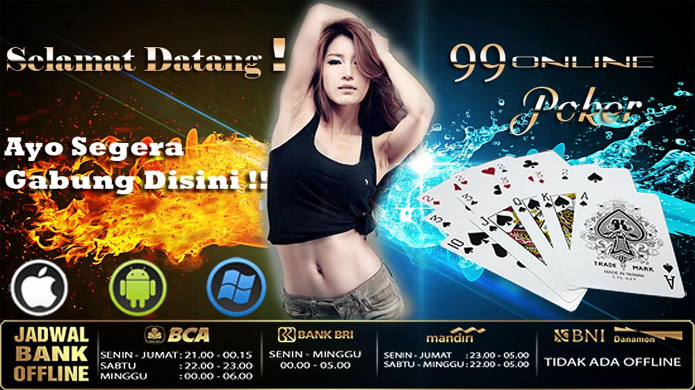 Agen Judi Poker Terbaik Sepanjang Masa
