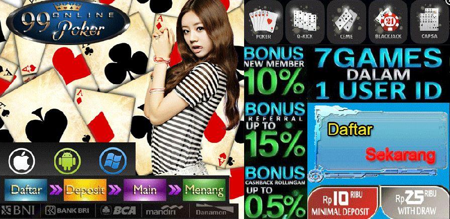 Live Poker Duit asli Terbesar