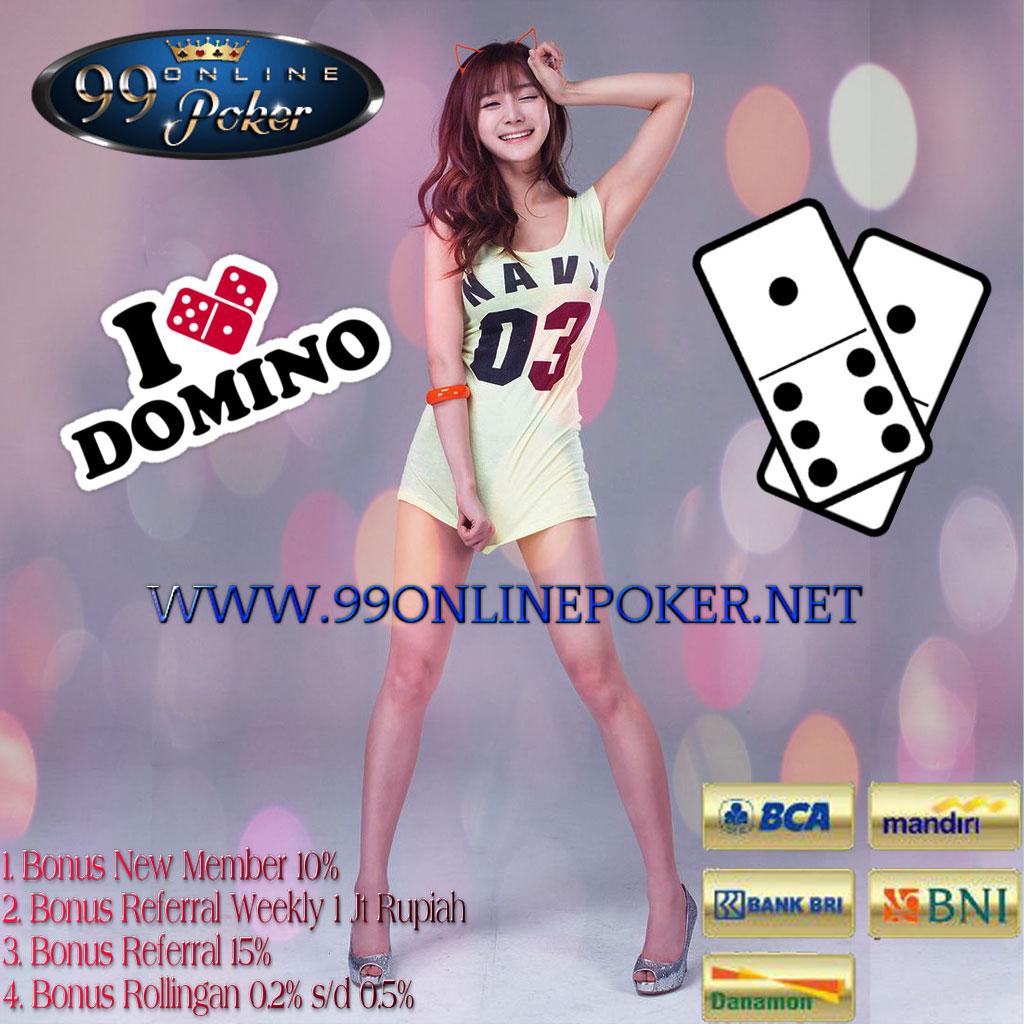 Agen Domino Online Berkualitas