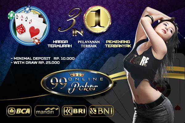 Online Poker Indonesia Terpopuler