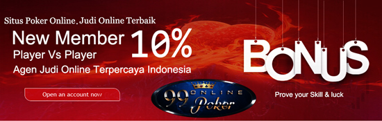 Orientasi Permainan Poker Online Indonesia