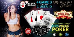 Web Permainan Online Poker Indonesia