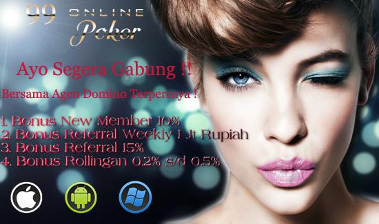 Judi Online Domino 10000 Indonesia