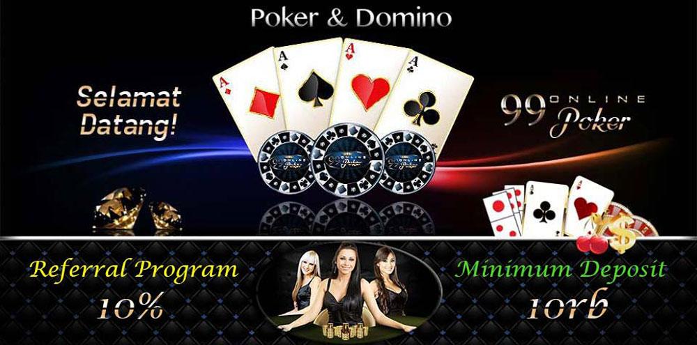 Memainkan Domino 99 Indonesia