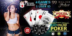 Bandar Live Poker Indonesia 2017